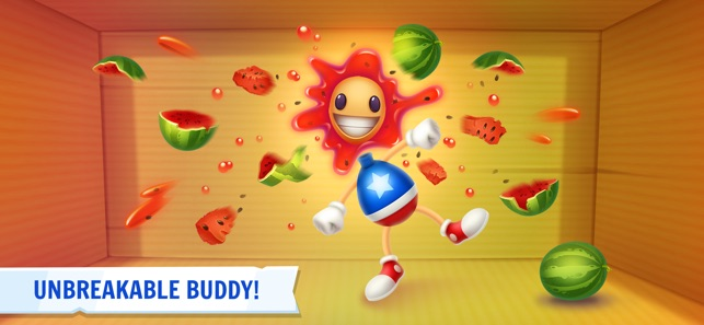 The buddy experiment