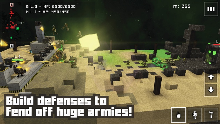 Block Fortress: War screenshot-3