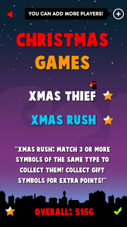 Christmas Games 2in1