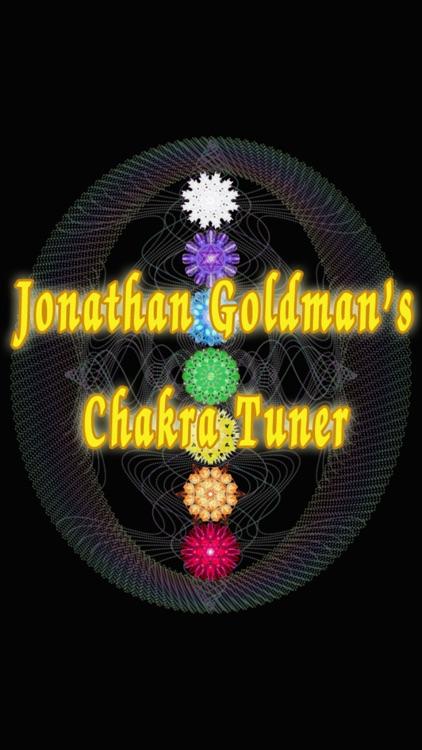 Chakra Tuner Jonathan Goldman