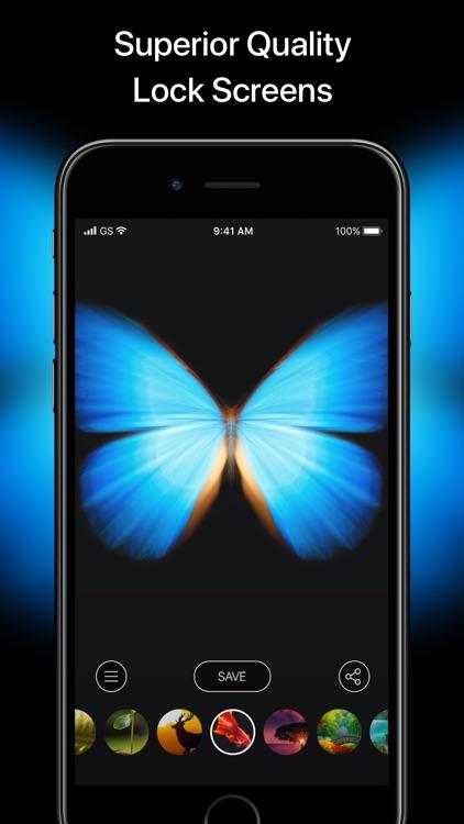 Live Wallpaper HD Lite screenshot-3