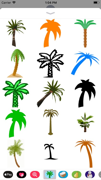 Palm Tree Stickers