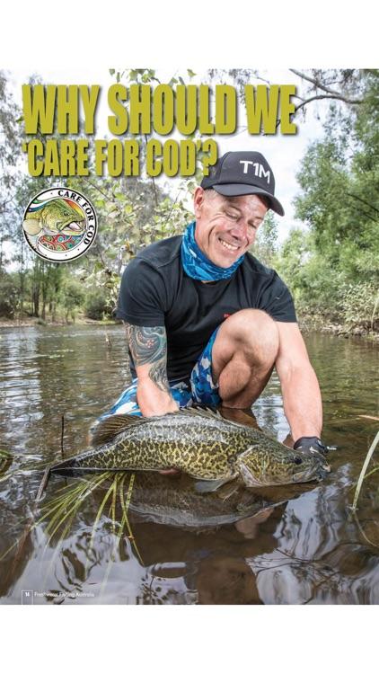 Freshwater Fishing Australia