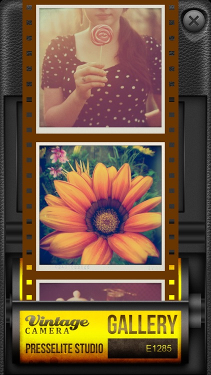 Vintage Camera screenshot-3