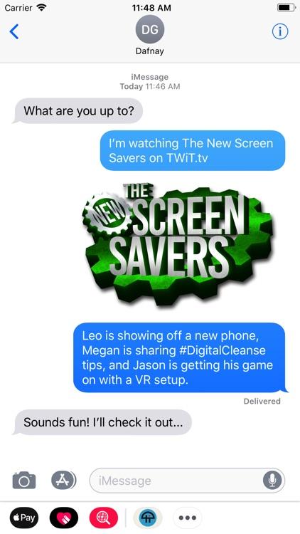 TWiT Stickers screenshot-3