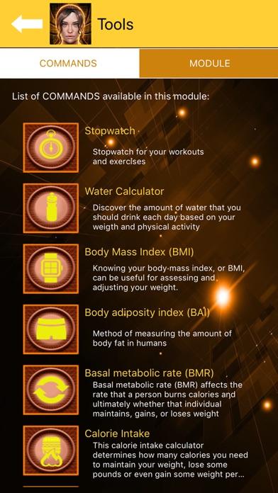 Flat stomach workouts - FitBot screenshot 6