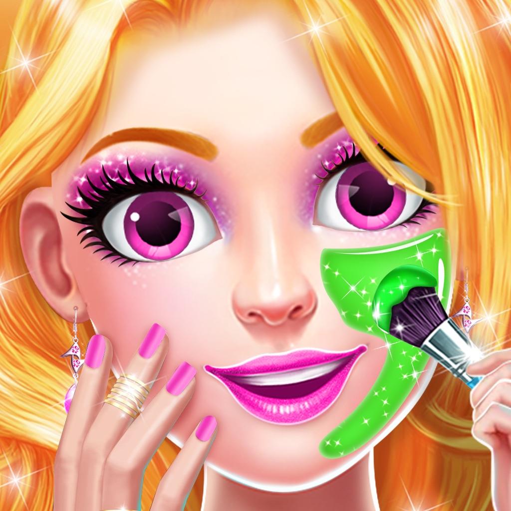 Princess Makeup and Dress up