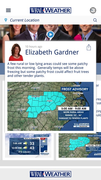 WRAL Weather screenshot-3