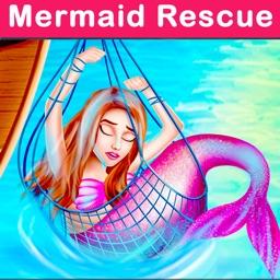Mermaid Rescue Love Story