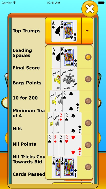 Spades - Play online & offline screenshot-3