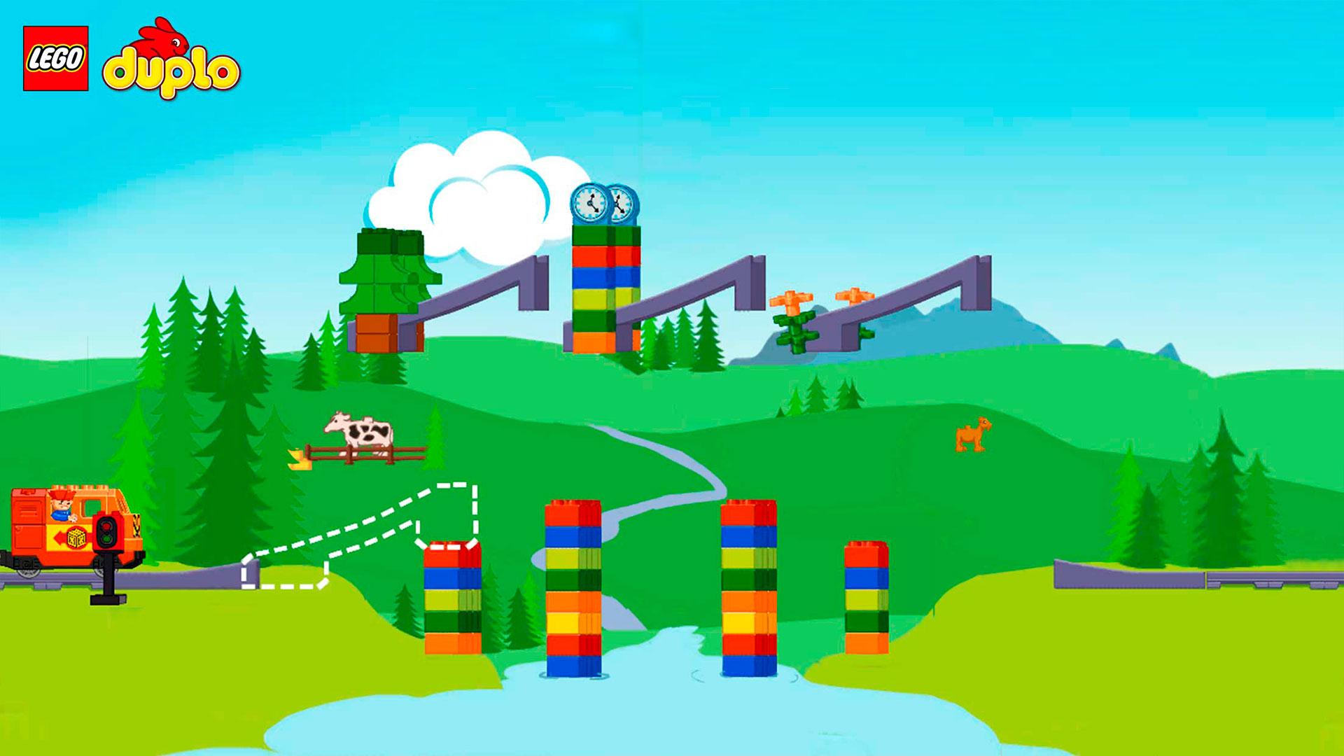 LEGO ® DUPLO ® Train screenshot 15