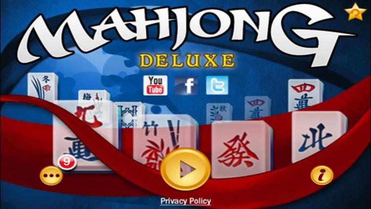 Mahjong Deluxe Go screenshot-0