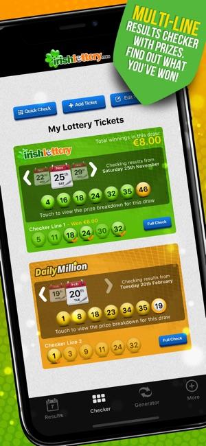 Irish Lottery on the App Store