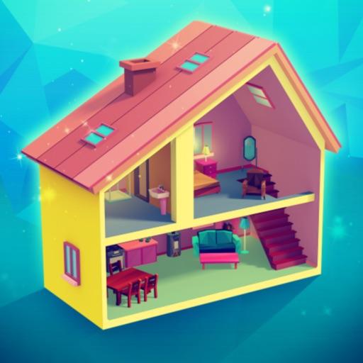 My Little Dollhouse: 3D Дизайн
