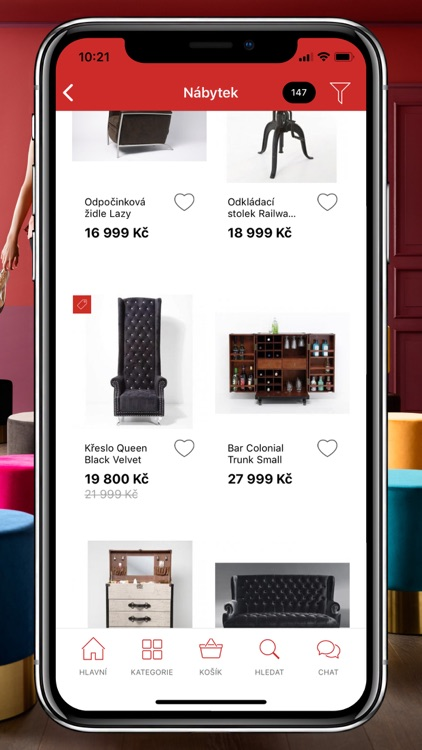 KARE Shop CZ screenshot-3