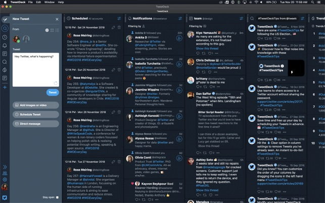 TweetDeck by Twitter on the Mac App Store