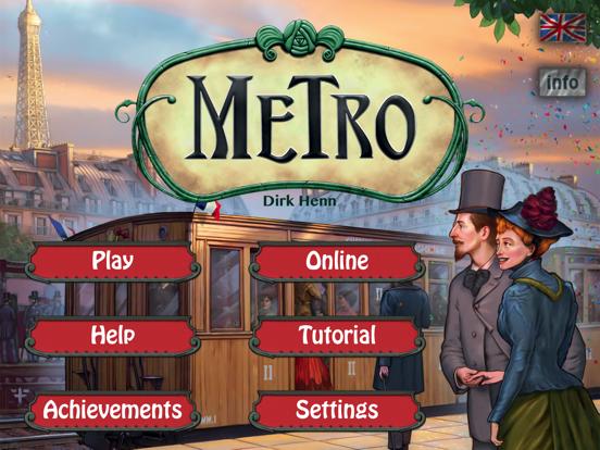 Metro - The Board Gameのおすすめ画像1