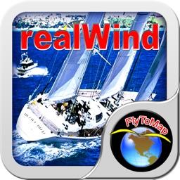 Wind forecast for Windgurus