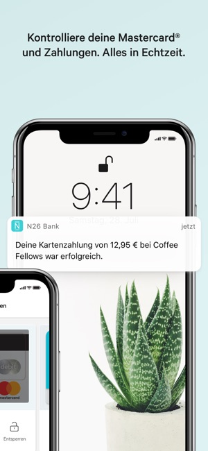 N26 – Die mobile Bank Screenshot