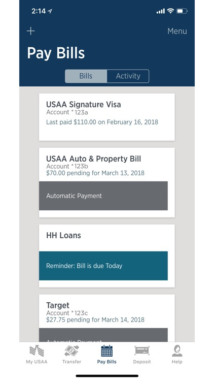 USAA Mobile screenshot-5