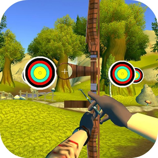 Real Archer Target
