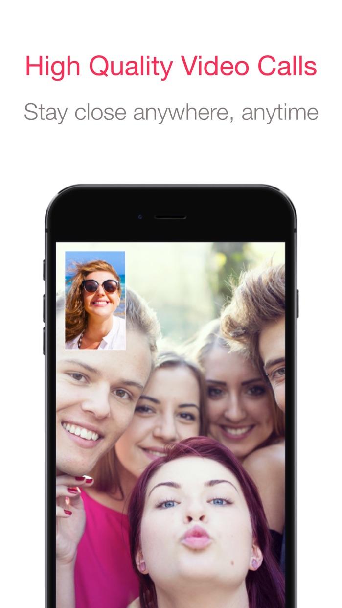 JusTalk - simple video calling Screenshot