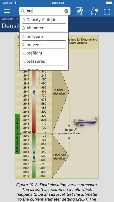 Pilot Handbook review screenshots