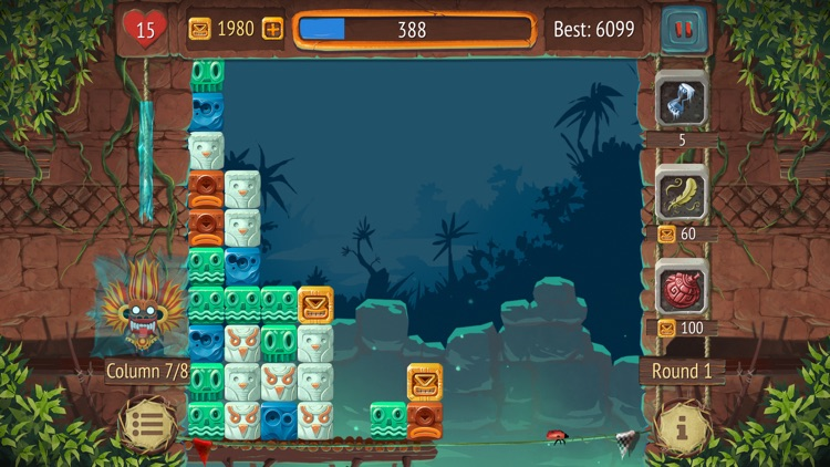 Tap the Blocks - Match Puzzle screenshot-1