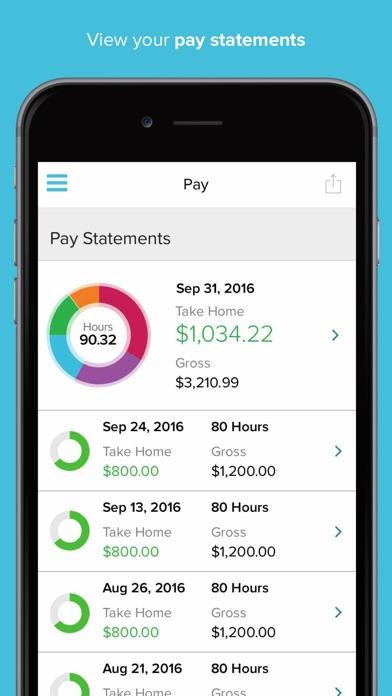 Adp Mobile Solutions review screenshots