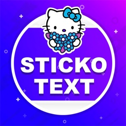 Sticko Text