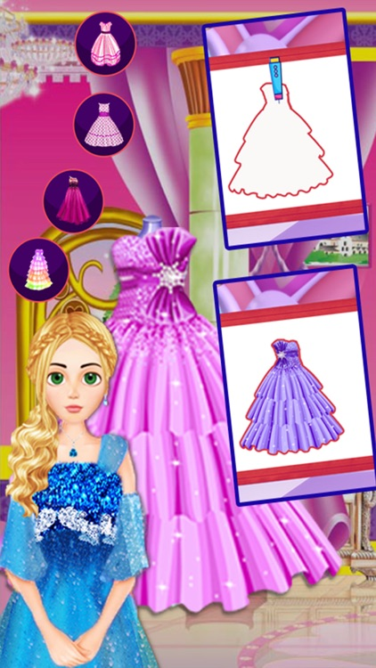 Happy New Year Girl Party 2019 screenshot-3