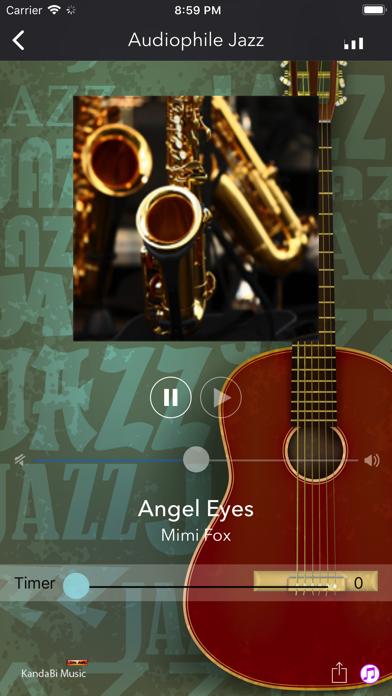 Jazz Radio screenshot two
