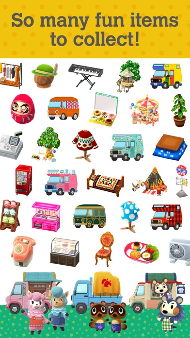 Animal Crossing: Pocket Camp screenshot #5