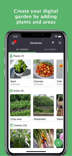 GARDENIZE - garden & plant app on the App Store