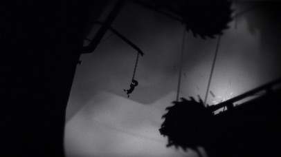 Screenshot from LIMBO