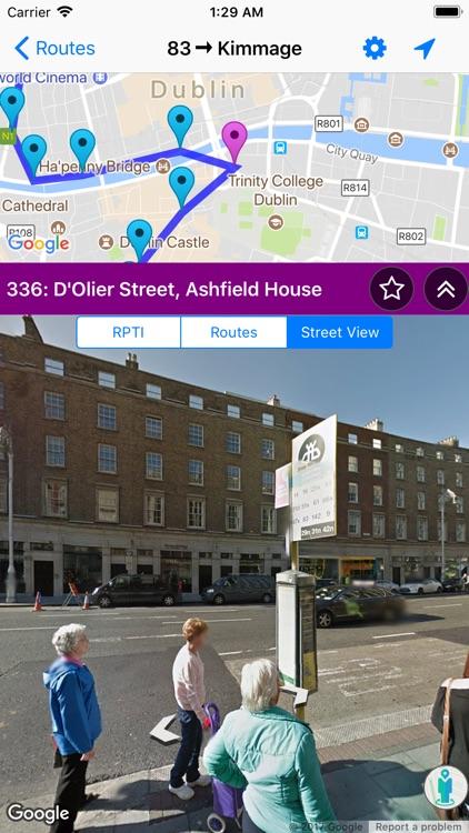 Dublin Bus Timetables screenshot-3