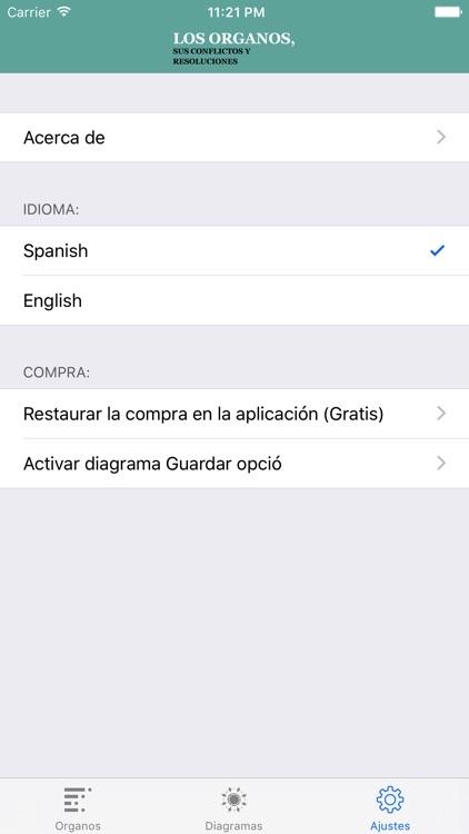 LOS ÓRGANOS screenshot-3