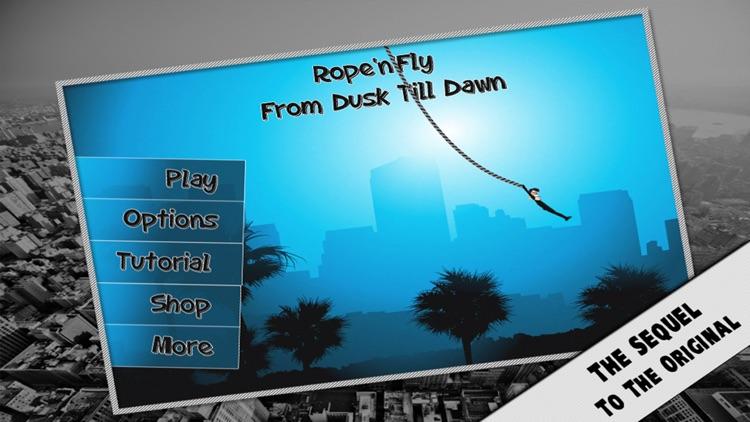 Rope'n'Fly 3 - Dusk Till Dawn