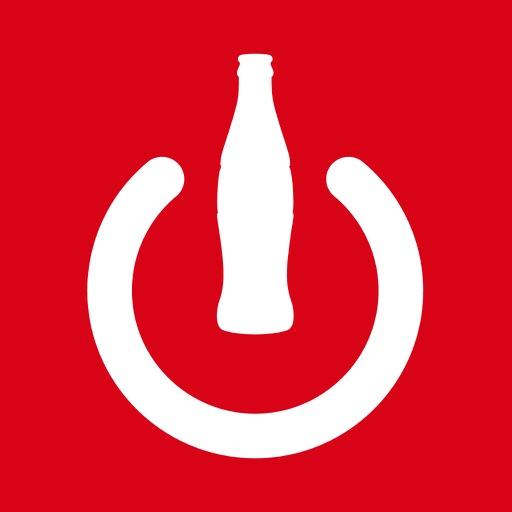 Coke ON コカ·コーラの自販機がおトクに楽しくなるアプリ