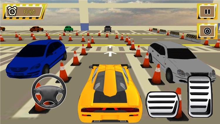 Real Car Parking Simulator 3D