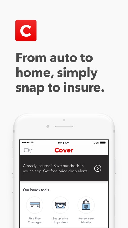 Cover - Home & Car Insurance