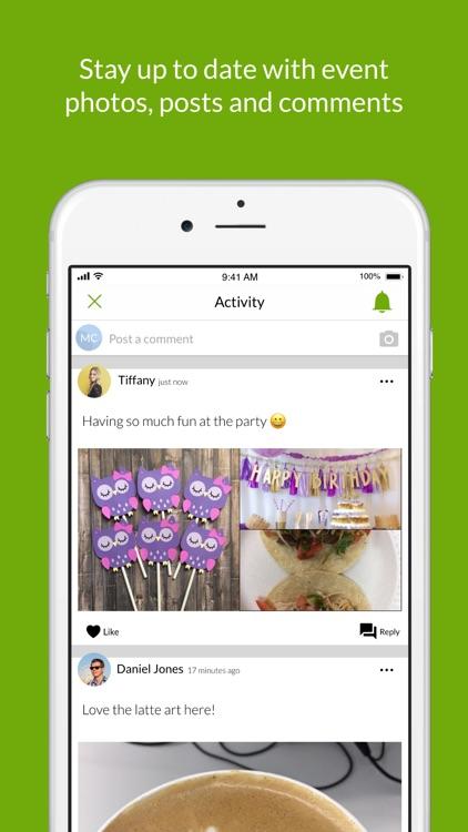 Evite: Online Invitations screenshot-4