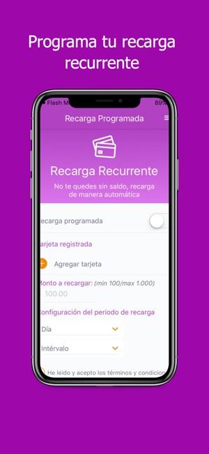 Flash Mobile Mexico En App Store
