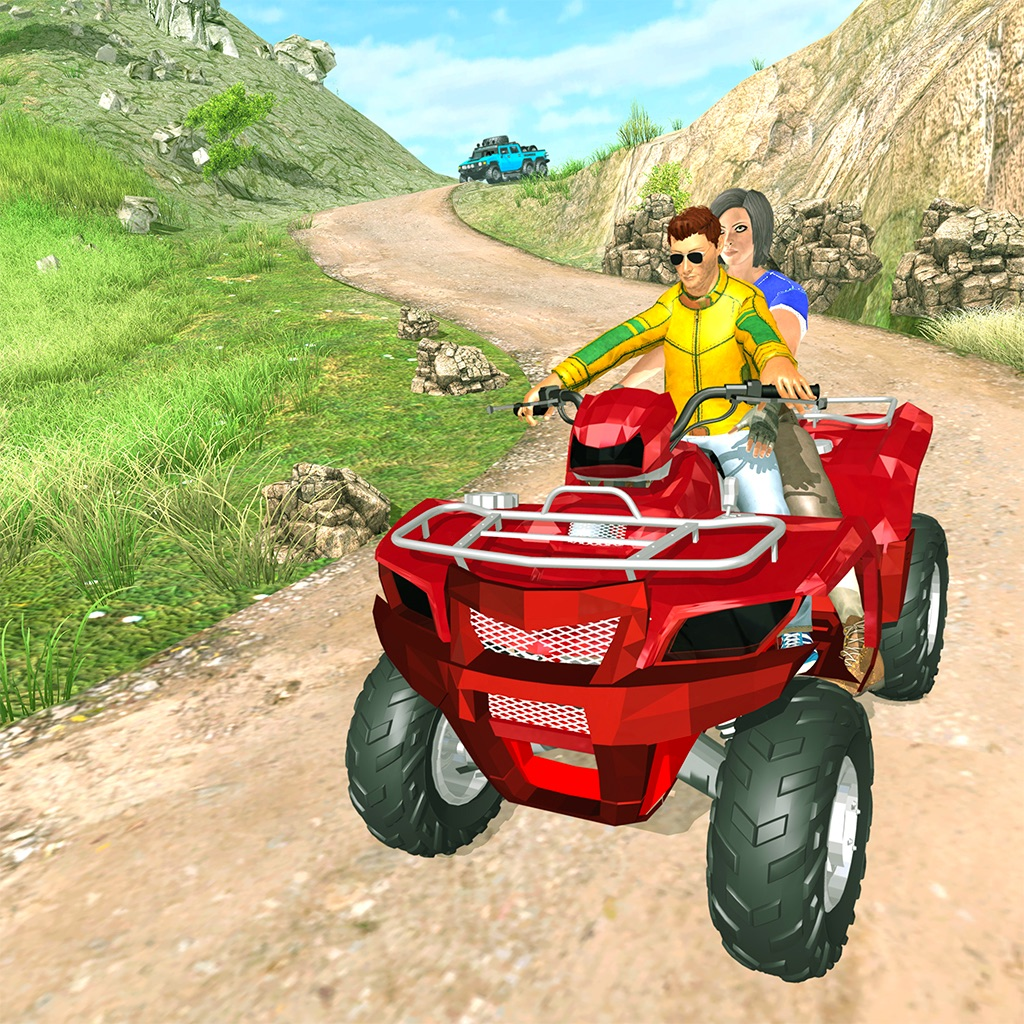 ATV Quad Bike Offroad Taxi Sim hack