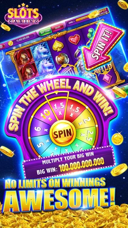 Slots Vegas™ - 777 Machines screenshot-3