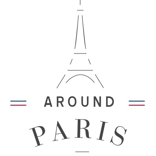Around Paris - travel app iOS App