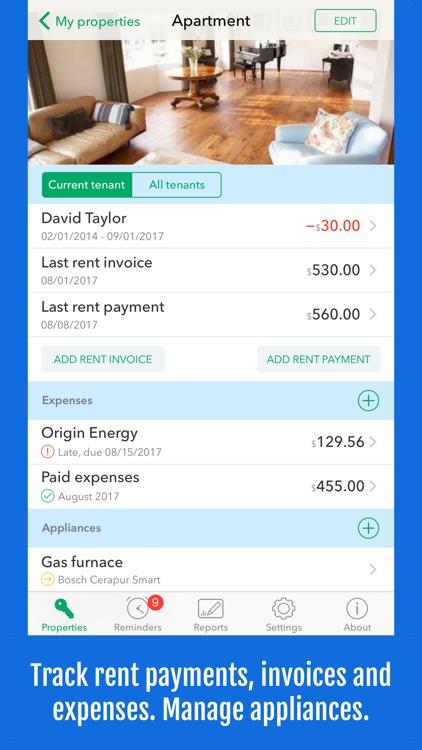 Landlordy Personal Edition screenshot-4