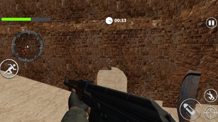 Sniper Shooting Gun 2018 screenshot-4
