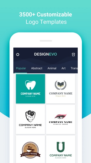Design Evo app