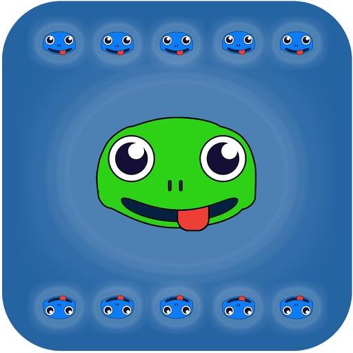 Color the Cute Aliens